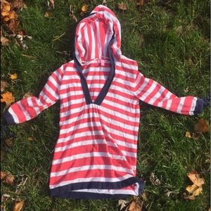 Lilly Pulitzer Hooded Sweater